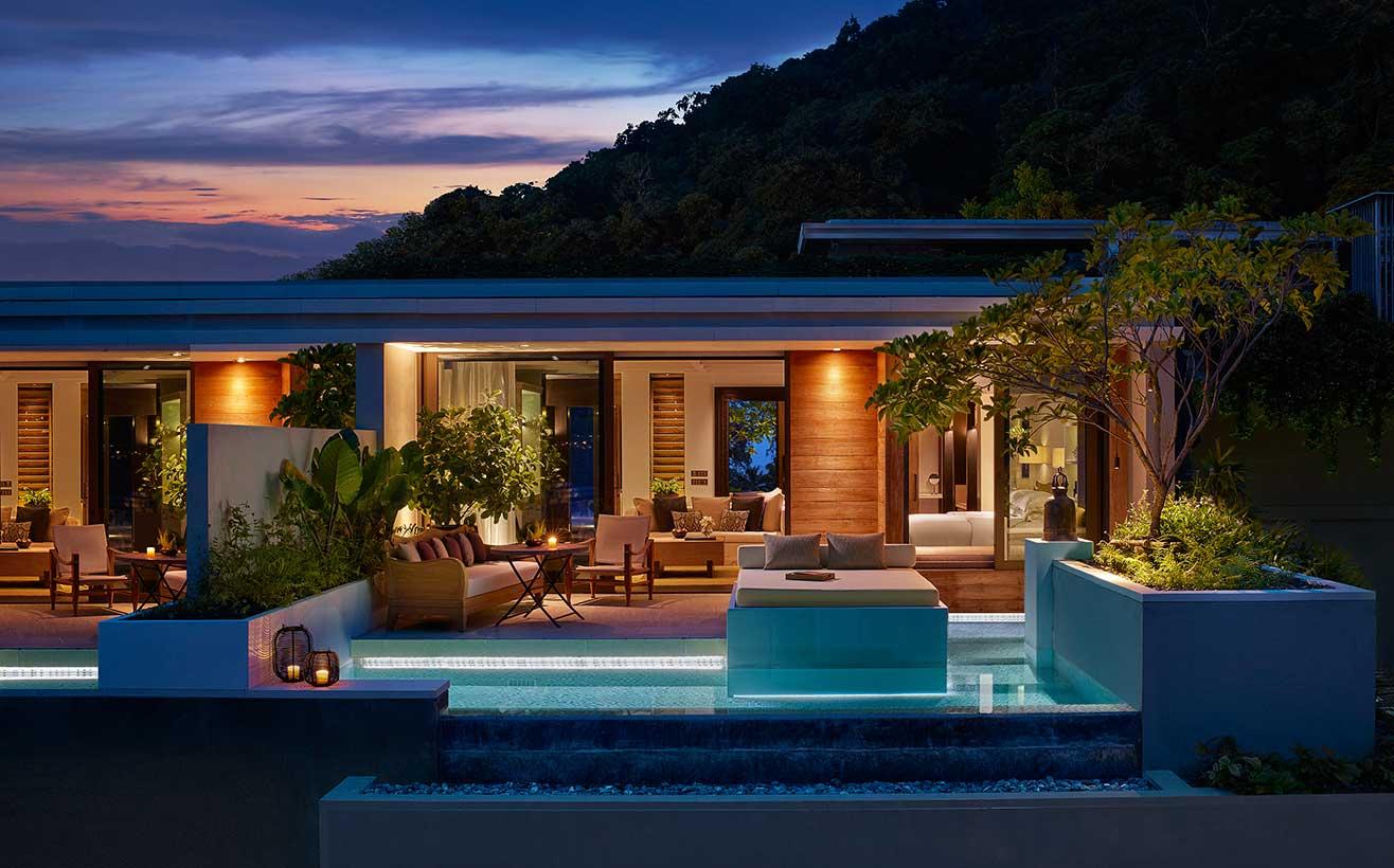 Rosewood Phuket luxury retreats thailand