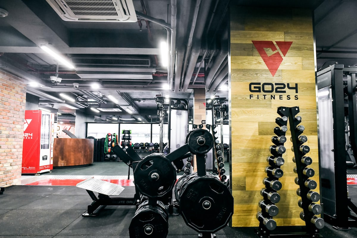 GO24, Hong Kong fitness,