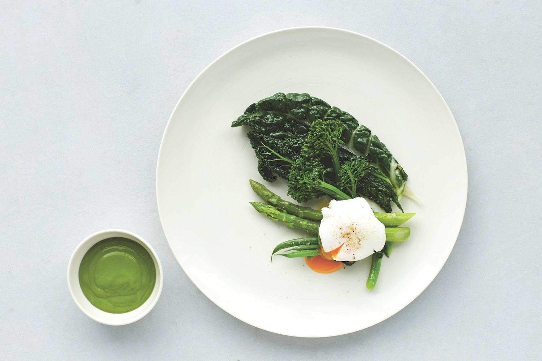 COMO Shambhala Cuisine healthy eating clean eating recipes spinach eggs breakfast brunch healthy brunch protein keto