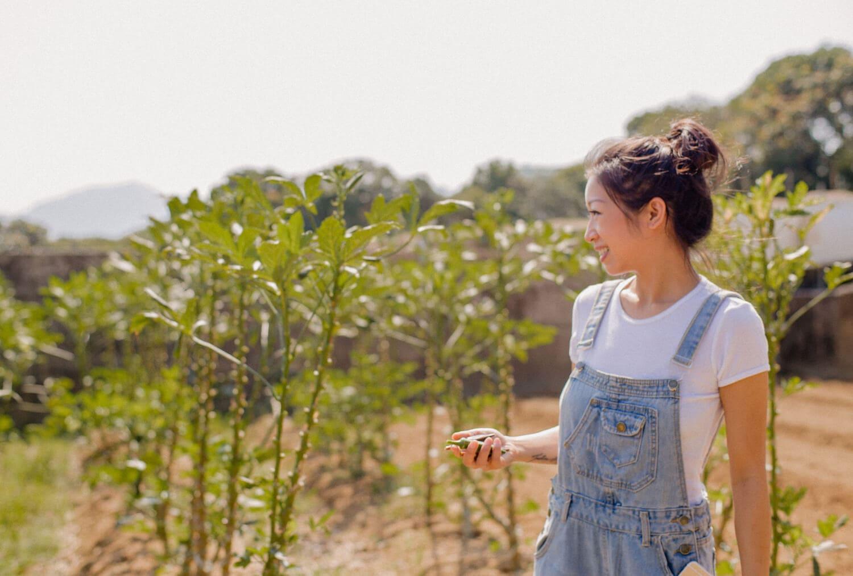 grassroots pantry, peggy chan, nectar, plant-based dining hong kong